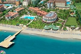 Antalya Airport to Belek Hotels