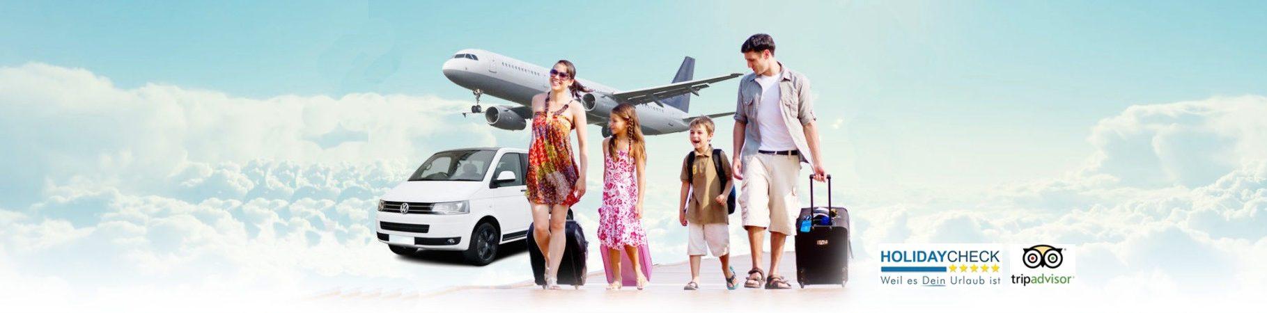 Airport Transfers Antalya, Bodrum, Izmir, Istanbul, Dalaman